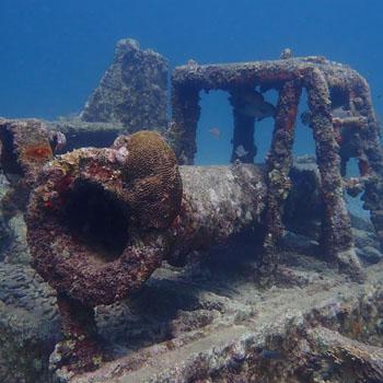 Pedernales shipwreck